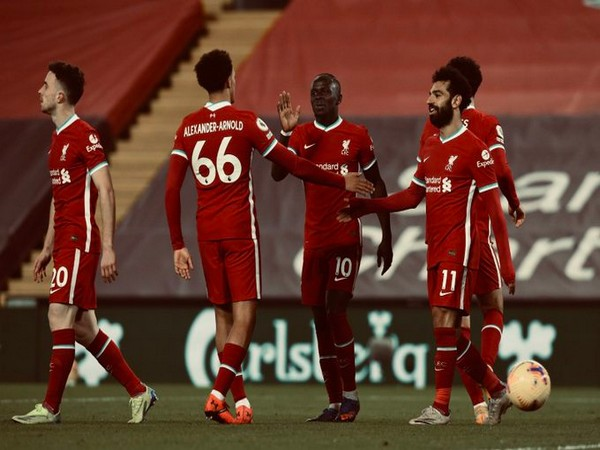 Liverpool defeats Wolves in Premier League (Photo/ Trent Alexander-Arnold Twitter)
