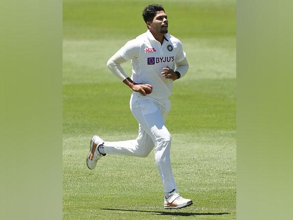 Umesh Yadav. (Photo/ BCCI twitter)