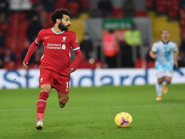 Liverpool striker Mohamed Salah (Photo/ Mohamed Salah Twitter)