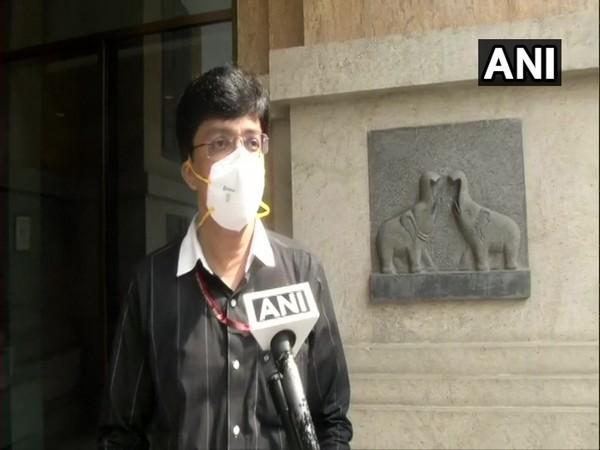 Tamil Nadu Health Secretary J Radhakrishnan (Photo/ANI)