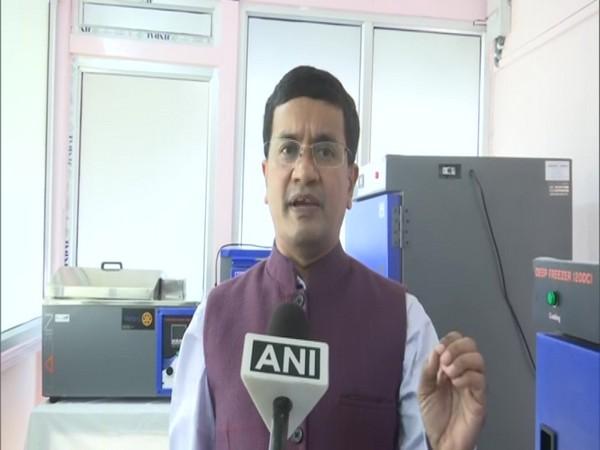 Dr Devajit Sarma (Photo/ANI)