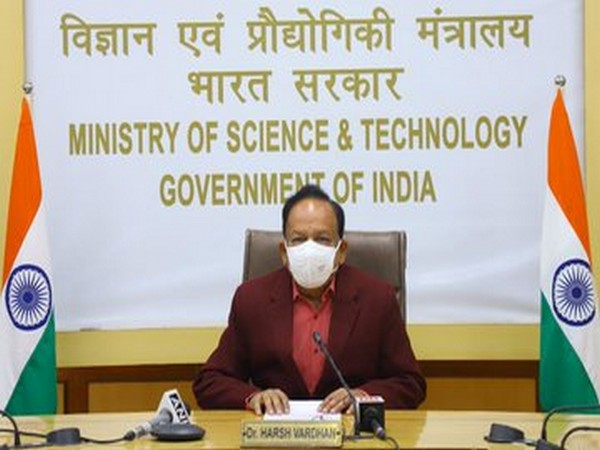 Dr Harsh Vardhan, Union Health Minister (Photo/ANI)