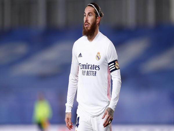 Sergio Ramos (Photo: Twitter/Real Madrid C. F.)