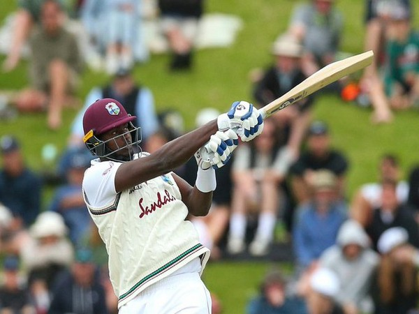 Windies Test skipper Jason Holder (Photo/ ICC Twitter)
