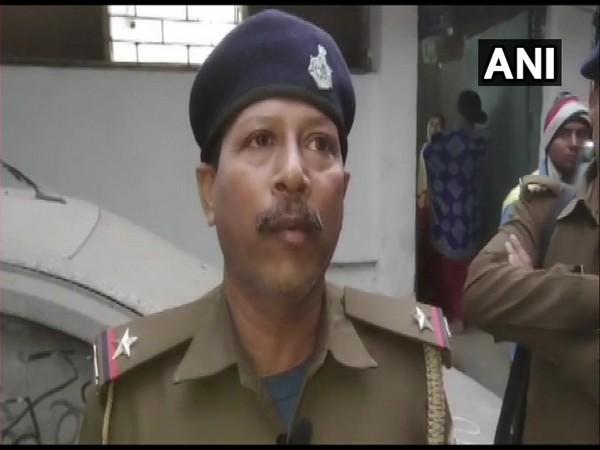 Assistant Sub Inspector Ramnaresh Sinha. (Photo/ANI)