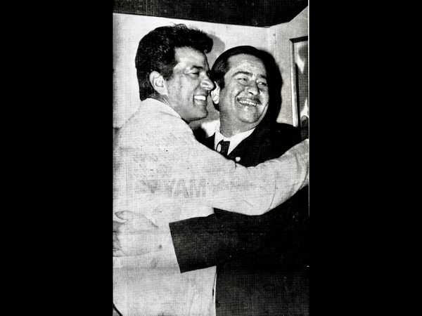 Picture shared by Dharmendra (Image courtesy: Twitter)