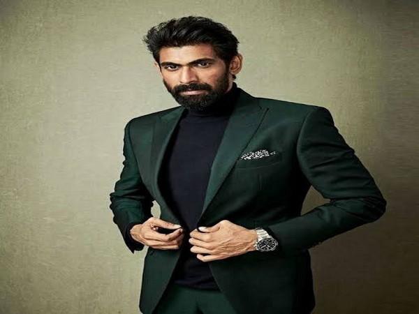 Actor Rana Daggubati (Image Source: Instagram)
