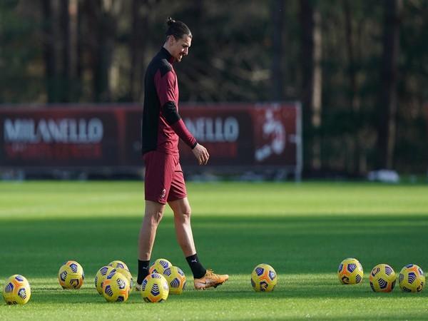 Zlatan Ibrahimovic (Photo: Twitter/ Zlatan Ibrahimovic)