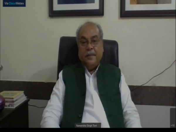 Union Agriculture Minister Narendra Singh Tomar (File Photo)