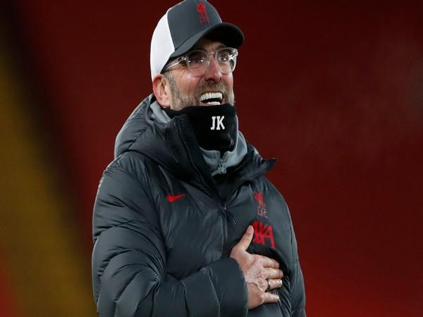 Liverpool manager Jurgen Klopp (Photo/ Liverpool Twitter)