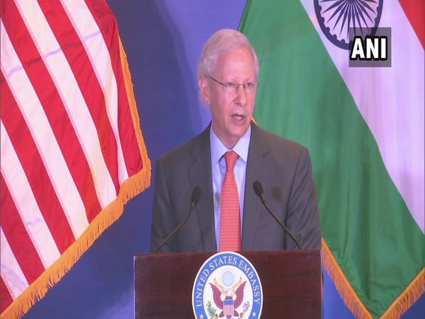 US envoy Kenneth Juster