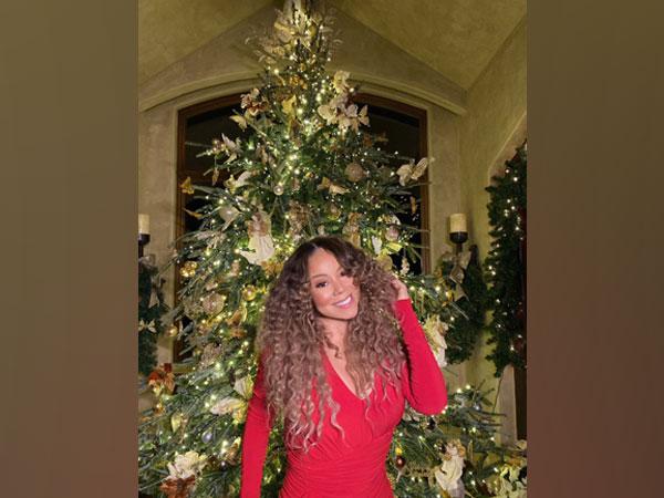 Mariah Carey (Image courtesy: Twitter)