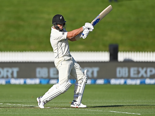 Ross Taylor (Photo/ BlackCaps TTwitter)