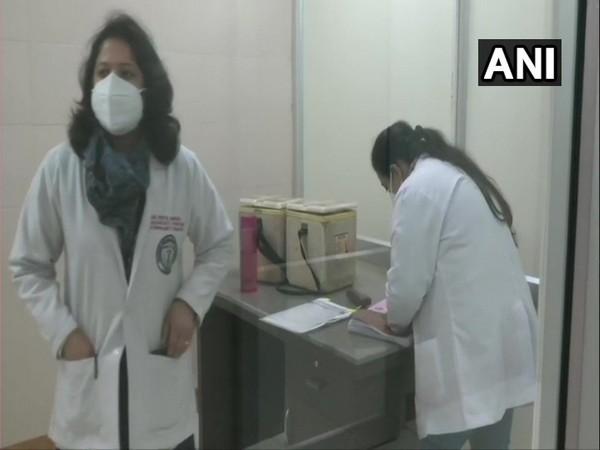 Visuals from Ludhiana's hospital (Photo/ANI)