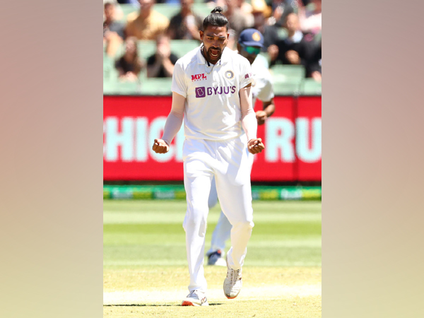 India pacer Mohammad Siraj (Photo/ BCCITwitter)