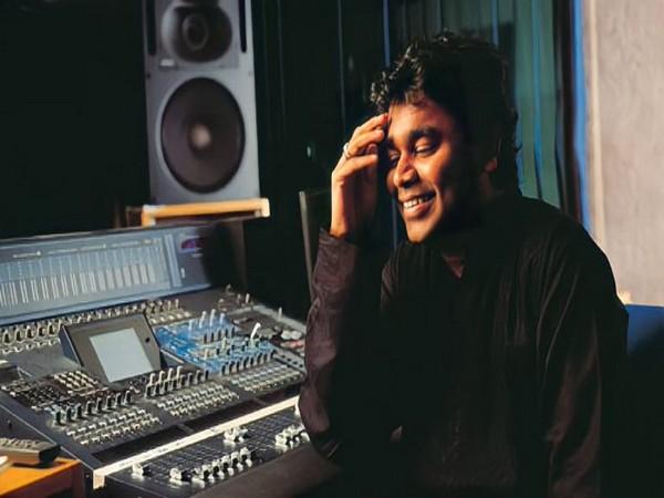 A R Rahman (Image courtesy: Twitter)