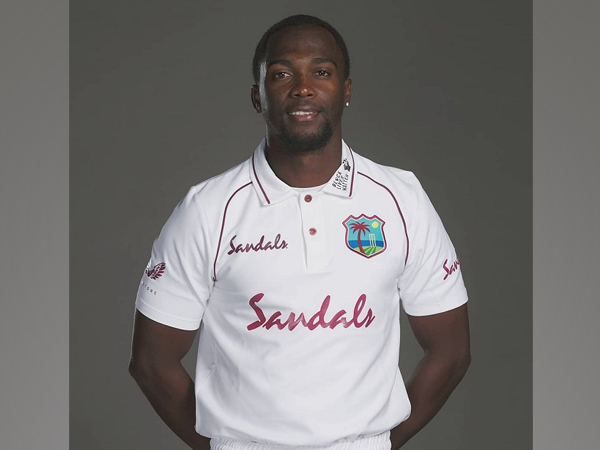 Marquino Mindley (Image: West Indies Players' Association's Twitter)