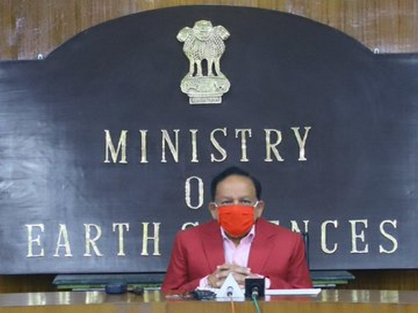 Union Minister Dr Harsh Vardhan (Photo/ANI)