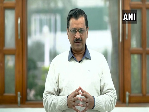 Delhi Chief Minister Arvind Kejriwal (Visuals from video clip)