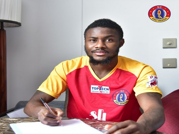 ISL 7: Nigerian forward Bright Enobakhare joins SC East Bengal
