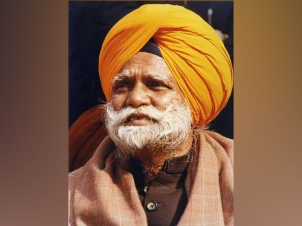 Former union minister Buta Singh. (Photo: @INCIndia)