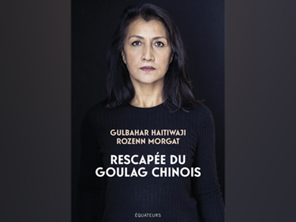 "Cover page of the book ""Rescapee du Goulag Chinois"" (""Survivor of the Chinese Gulag""). (Photo credit: Editions des Equateur)"