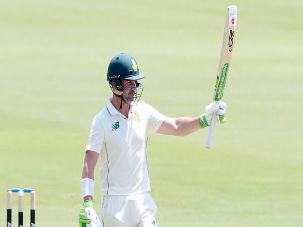 South Africa Test skipper Dean Elgar (Photo/ CSA Twitter)