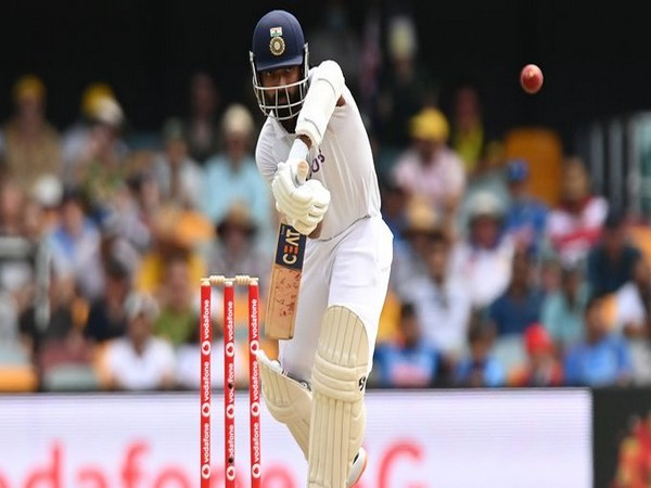India's stand-in Test skipper Ajinkya Rahane (Photo/ ICC Twitter)