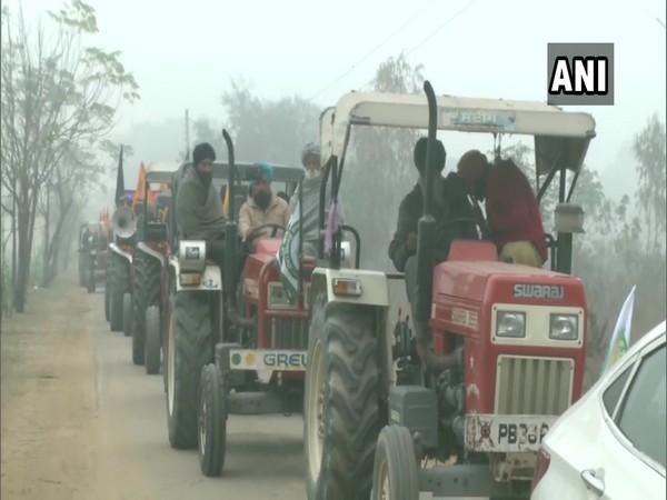 Preparations underway for Republic Day tractor parade in Ludhiana