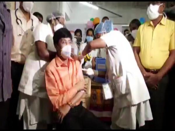 Tamil Nadu Health Secretary Dr J Radhakrishnan (ANI)