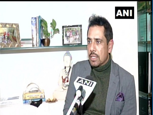 Robert Vadra claims ED and Income tax raids are politically motivated