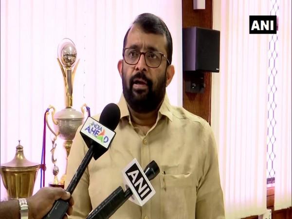Kerala Legislative Assembly Speaker P Sreeramakrishnan. (Photo/ANI)