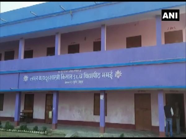The school in Asarganj in Munger (Photo/ANI)