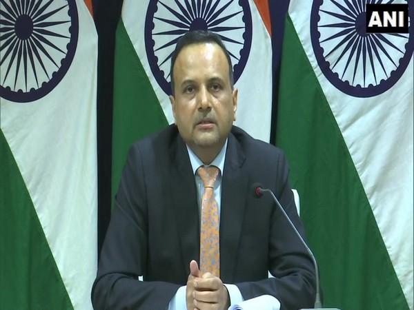 Ministry of External Affairs spokesperson Anurag Srivastava