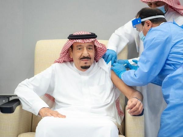 Saudi Arabia King Salman (Twitter/SPA)