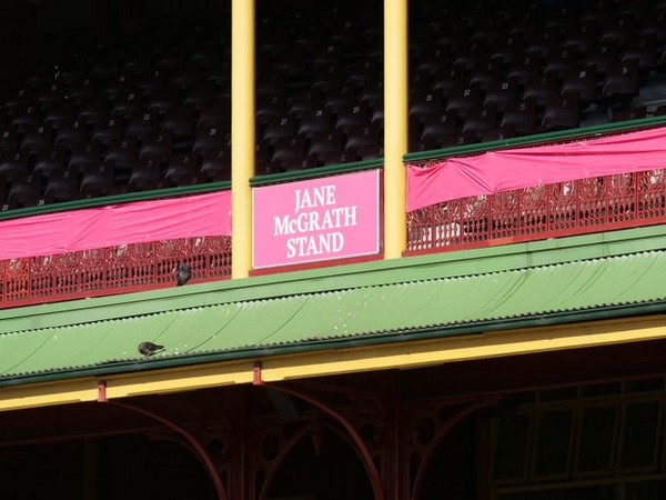 Third day of Pink Test known as Jane McGrath Day (Photo/ cricket.com.au Twitter)