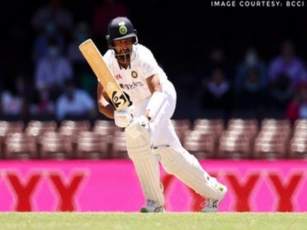 Indian batsman Cheteshwar Pujara (Photo/ BCCI)