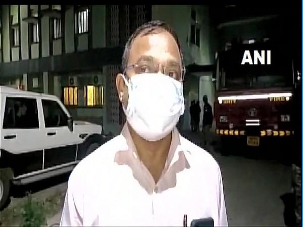 Dr Pramod Khandate, Civil Surgeon, Bhandara (photo/ANI)