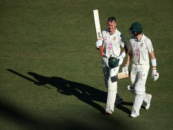 Marnus Labuschagne and Steve Smith (Photo/ Cricket Australia Twitter)