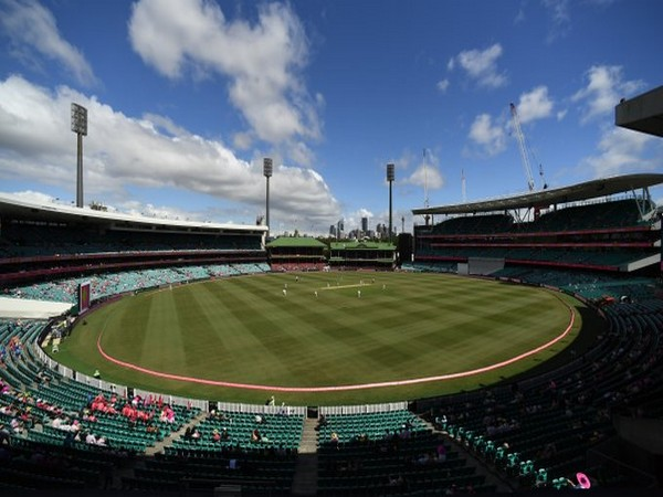 A group of fans at the SCG racially abused Siraj and Bumrah (Photo/ ICC Twitter)