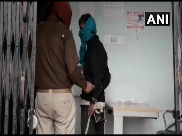 Visual from the police station. (Photo/ANI)