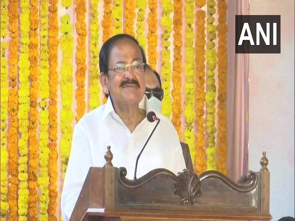 Vice President, M Venkaiah Naidu speaking at Goa Legislative Assembly event.