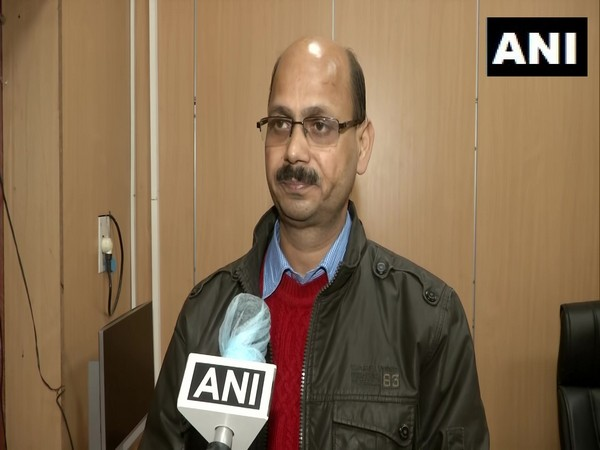 एएनआई से बातचीत में कुलदीप श्रीवास्तव, दिल्ली में आईएमडी के क्षेत्रीय प्रमुख।  (फोटो / एएनआई)