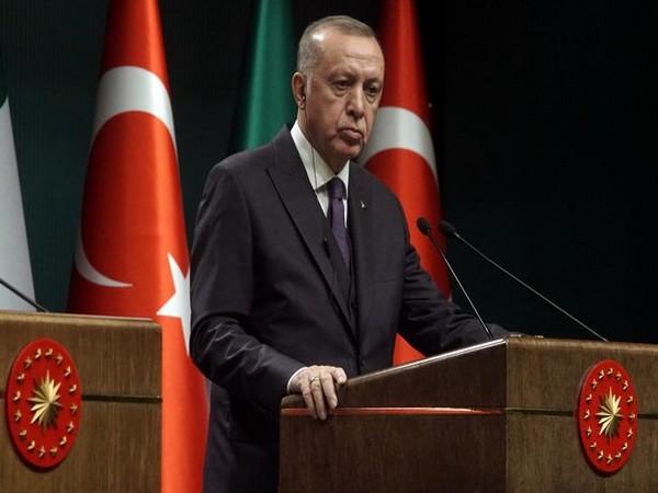 Turkey's President Tayyip Erdogan