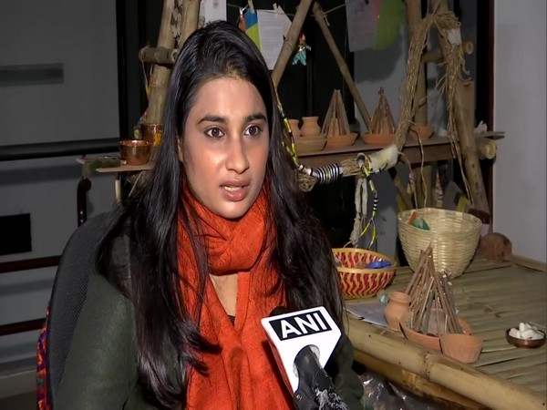 Panchkula resident Tanika talks to ANI