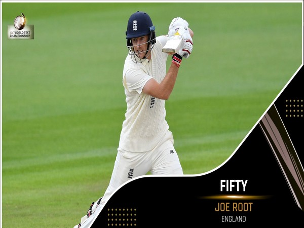 England skipper Joe Root (Photo/ ICC Twitter)