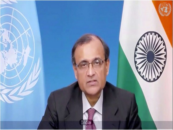 TS Tirumurti, Indian Ambassador to the United Nations,