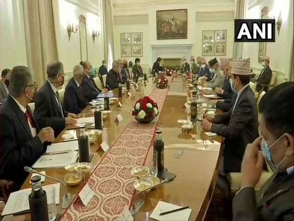 This was the sixth India-Nepal joint commission meeting