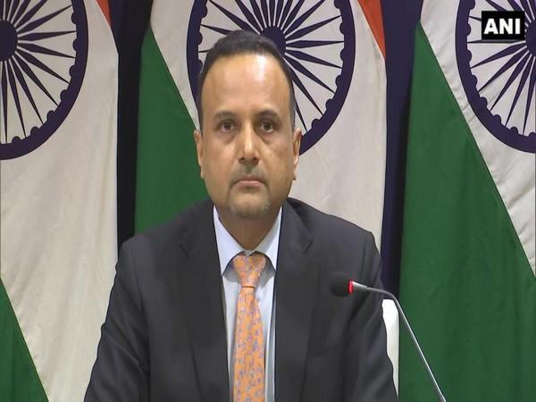 External Affairs Minister spokesperson Anurag Srivastava