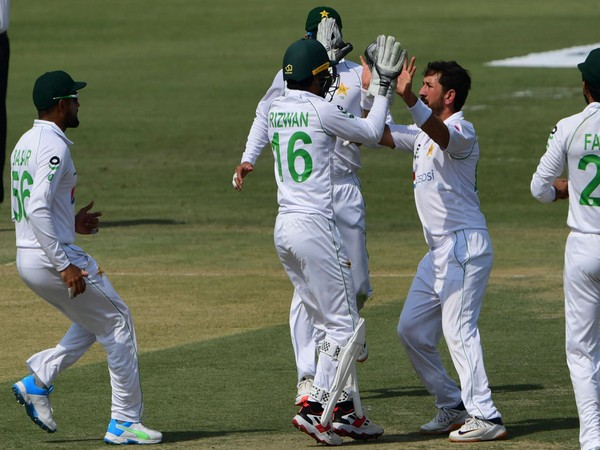 Pakistan won the first Test by seven wickets (Image: ICC twitter)